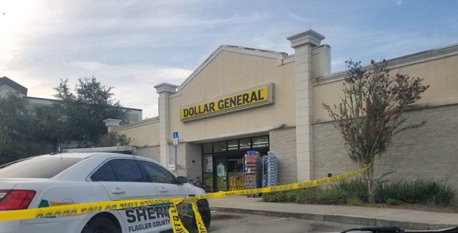 Thieves Blow Hole In Wall At Palm Coast Parkway Dollar