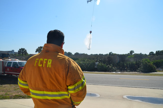 flagler county fire chief don petito