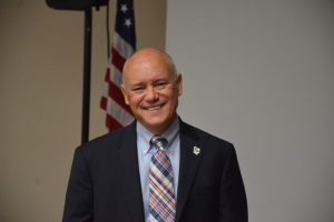 Flagler County Commissioner Don O'Brien. (© FlaglerLive)