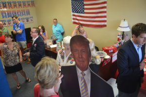 donald trump flagler gop