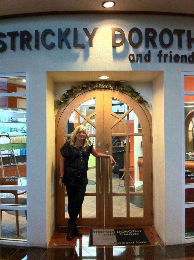 dorothy strickland