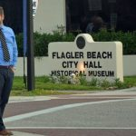 Flagler Beach City Attorney Drew Smith produced a cogent document that explicitly and within a legal framework sets out conditions the city wants the county to impose on the developer of The Gardens, before approving the project. (© FlaglerLive)