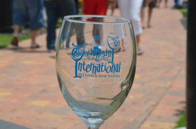 palm coast international food and wine festival.