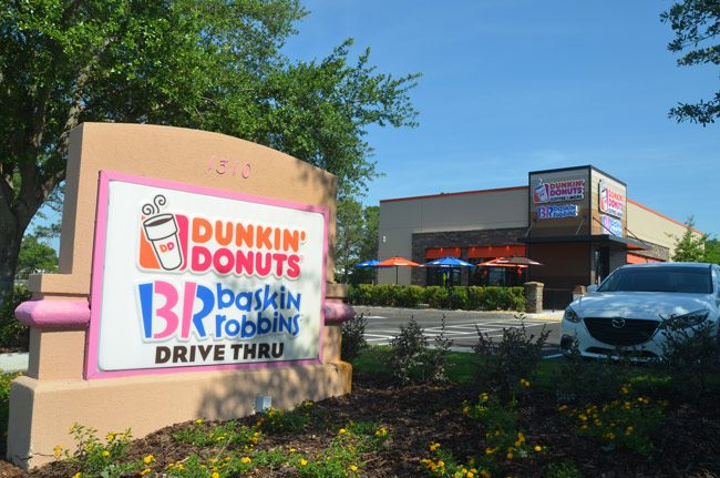 dunkin donuts palm coast parkway