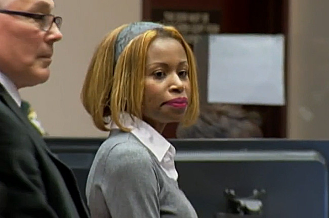 Ebony Wilkerson will spend an indeterminate amount of time confined to a state psychiatric hospital.
