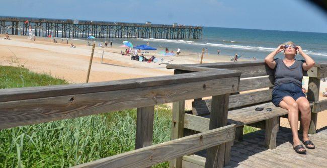 eclipse flagler beach