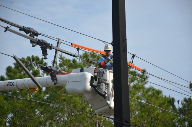 electricity deregulation florida