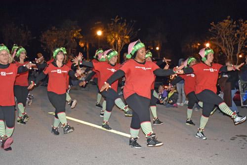 Caution: elves ahead. (Palm Coast)