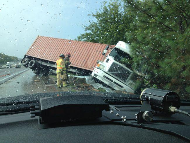 truck gully