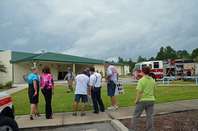 eoc fire flagler county emergency operations center don petito derek fraser
