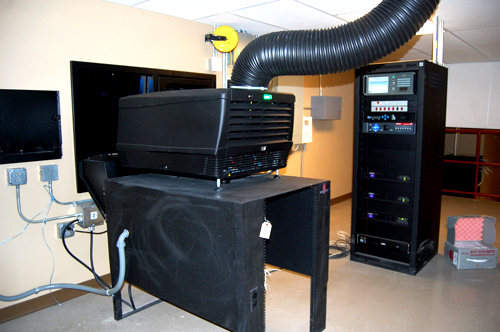 Image result for CINEMA THEATER PROJECTOR ROOM