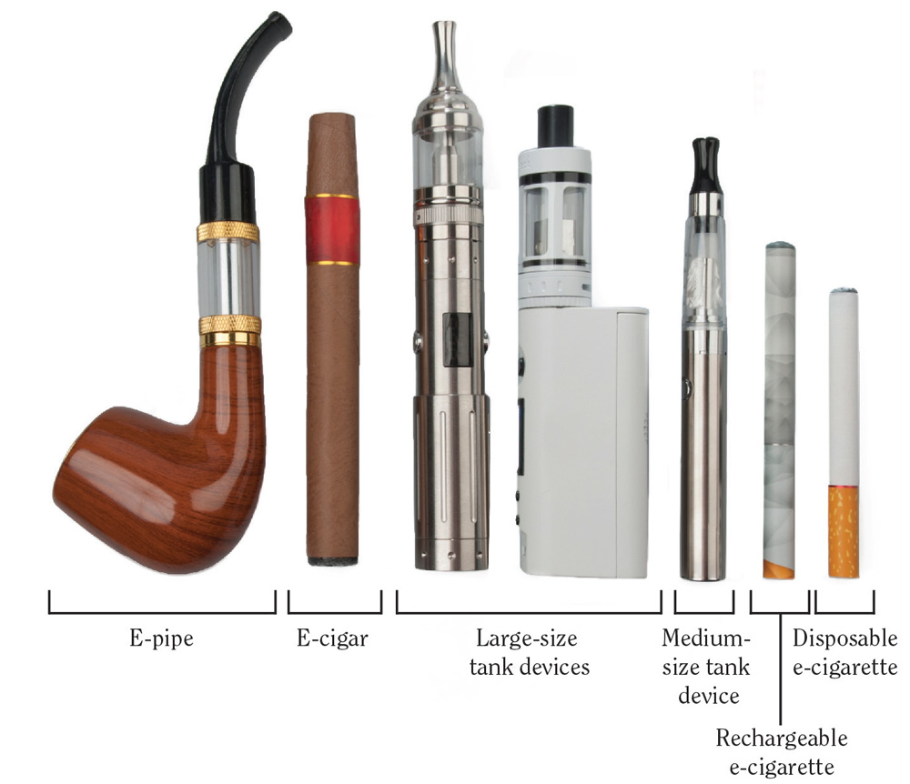 e products vaping