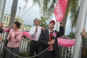 charlie ericksen john subers barbara revels pink army