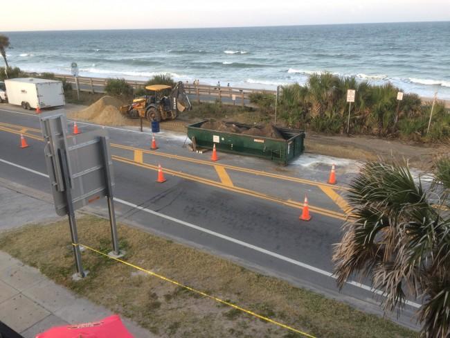 excavation flagler beach