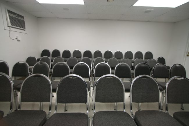 florida executions witness spectator room