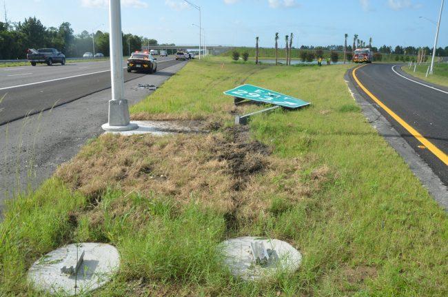exit signs i-95