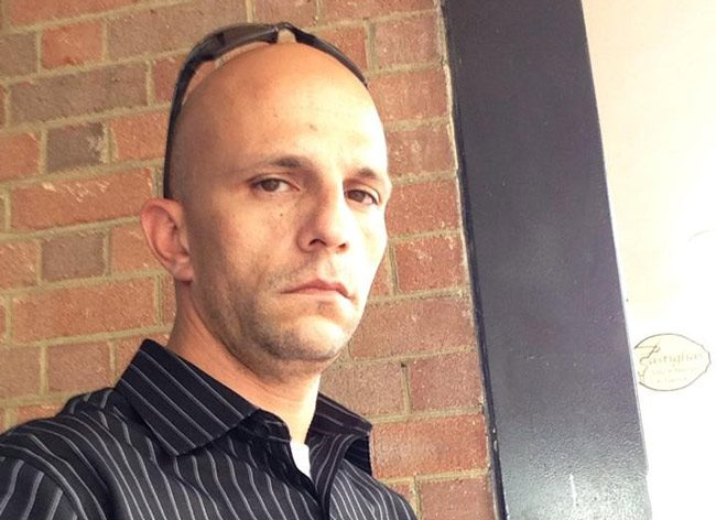 Tony Lagano, 35, of Palm Coast, describes himself as an artist and a musician who won't censor himself. (Facebook)