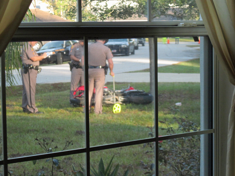 codie ray barlow motorcycle wreck