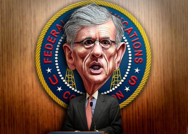 FCC Chairman Tom Wheeler. (DonkeyHotey)
