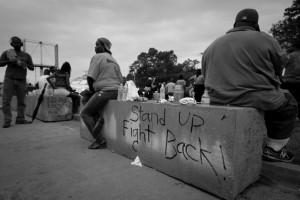 Ferguson's echoes. (Shawn Semmler)
