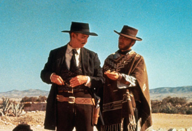 For a few dollars more, as they recall.
