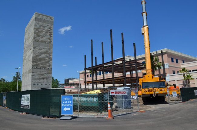 florida hospital fl;agler construction