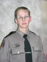 FHP Master Trooper Chelsea Renee Richard. Click on the image for larger view.