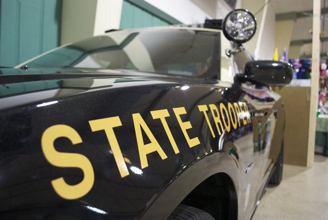 It's not a fake car. (Bob Brown)