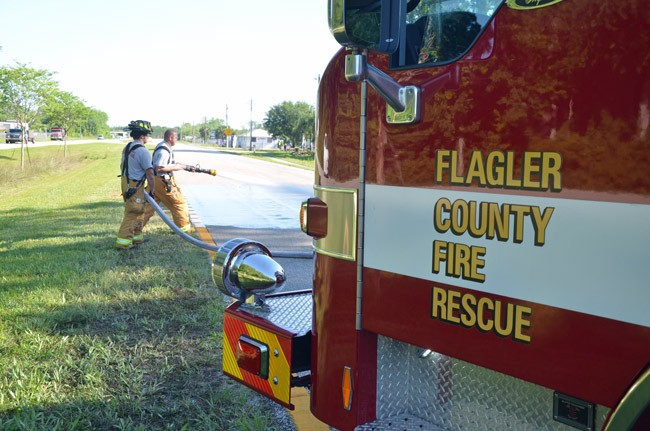 flagler county fire rescue union contract