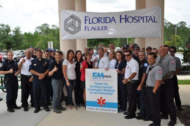 emergency responders FHF
