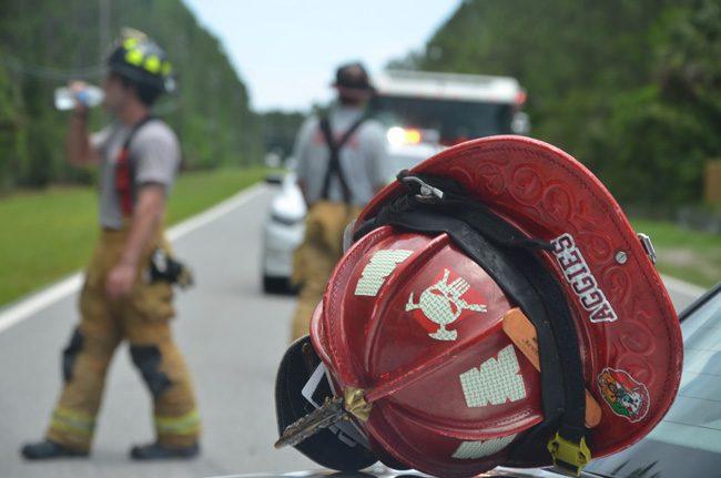first responders honored florida hospital flagler