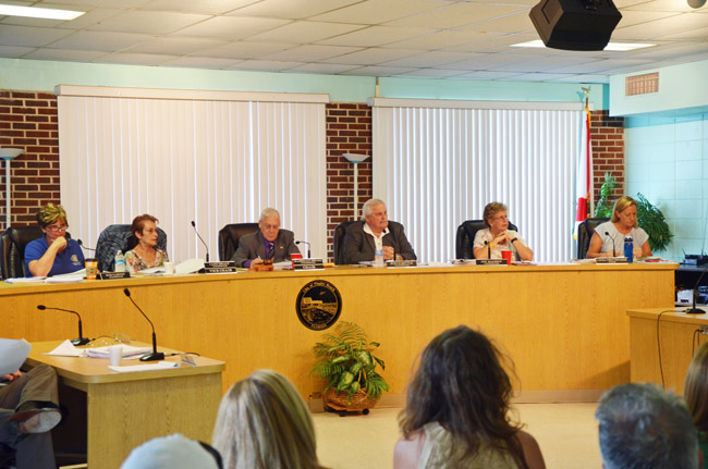 flagler beach city commission