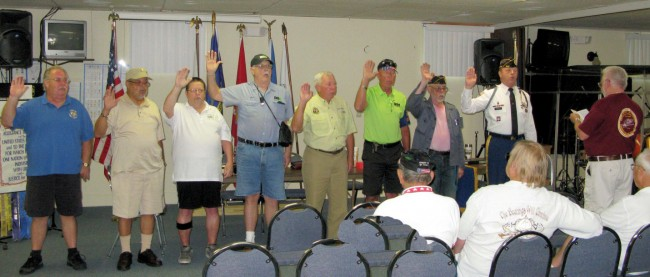 Chapter 86 of the Disabled American Veterans