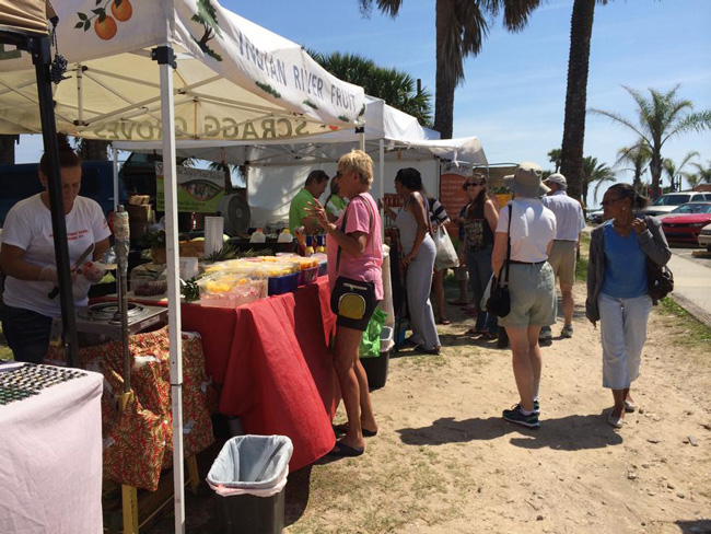 A city commissioner called the Flagler Beach Farmers' Market as iconic as the city's pier. (Flagler Beach Farmers' Market)
