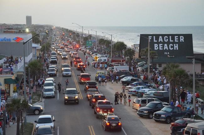 flagler beach parking