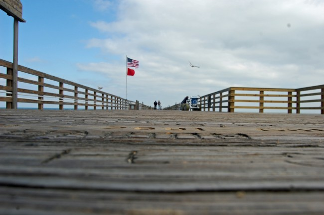 flagler beach pier florida