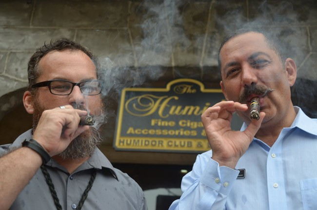 flagler cigar company humidor