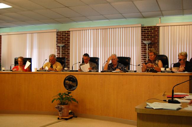 flagler beach city commission