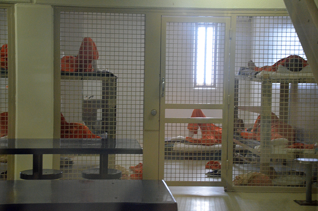 Flagler County commissioners found a way to keep a few more would-be inmates out of jail. (© FlaglerLive)