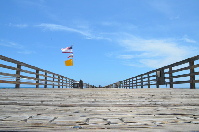 flagler beach pier