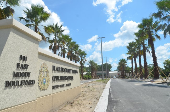 flagler sheriff operations center hq bunnell