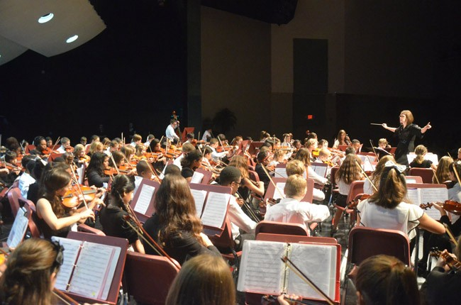 maggie snively flagler youth orchestra