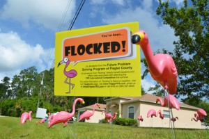 flocking future problem solvers fund raiser flagler