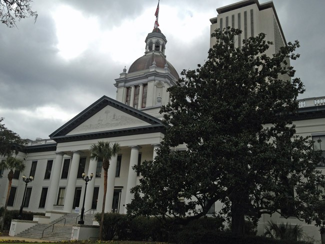 florida legislature budget disagreements