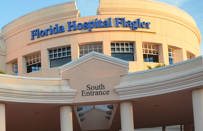 The penalty will constitute a minor blip on Florida Hospital Flagler's revenue, which totaled $166 million in 2012. (© FlaglerLive)