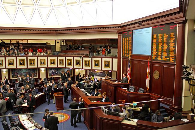 Hurry pays at the Florida Legislature.
