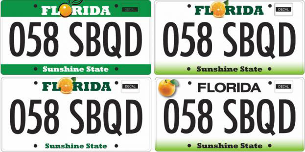 Where Do I Get Car Tags In Florida