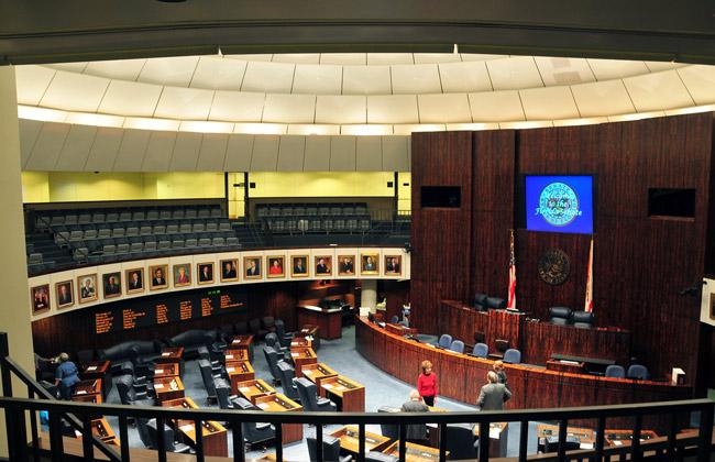 florida senate house legal action conflict