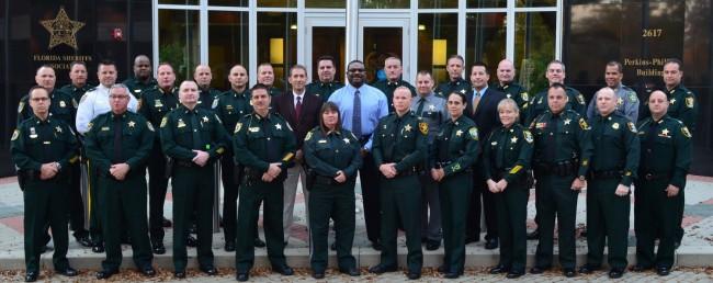 florida sheriffs association academy sr commander steve cole
