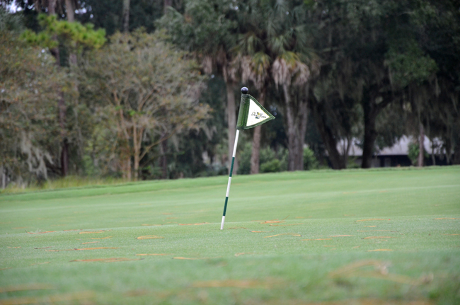 Tee time for Focus on Flagler. (© FlaglerLive)